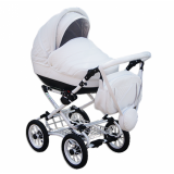 Детская коляска Esperanza Victoria Leathere 2 в 1