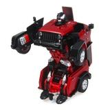 Радиоуправляемый робот-трансформер JQ Troopers Crazy - TT665