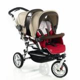 Детская коляска Jane Powertwin Pro для двойни