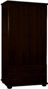Шкаф для одежды Кубаньлесстрой 35