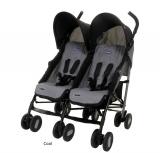 Коляска для двойни Chicco Echo Twin Stroller ЧИККО