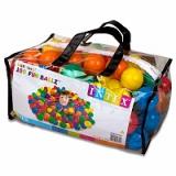 Набор мячей для сухого бассейна 6,5см, мешок