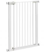 Детские ворота безопасности Safety 1st Easy Close Extra Tall Metal {73-80 см, белый}