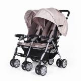 Детская коляска для двойни Elegant Twin, Jetem