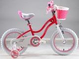 """Детский велосипед Royal Baby Stargirl, 16"""" колеса, стальная рама"""