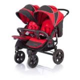 Детская прогулочная коляска для двойни Baby Care, Cruze DUO
