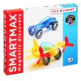 Магнитный конструктор Bondibon Специальный (Special) SmartMax набор:Полёт и свет, арт. 210